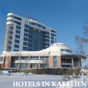 Hotels in Karelien