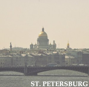 Sankt Petersburg Hotels