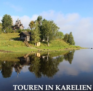 Touren in Karelien Sommer