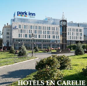 hotels en carelie