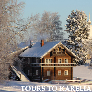 tours in winter karelia