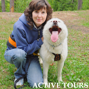 active tours in karelia