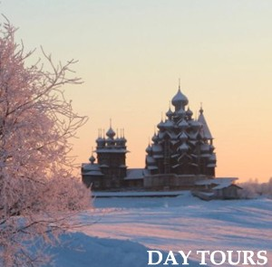 day tours in winter karelia