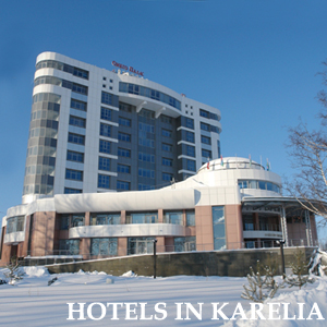hotels in winter karelia