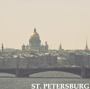 st.petersburg hotels