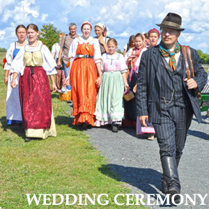 wedding in karelia