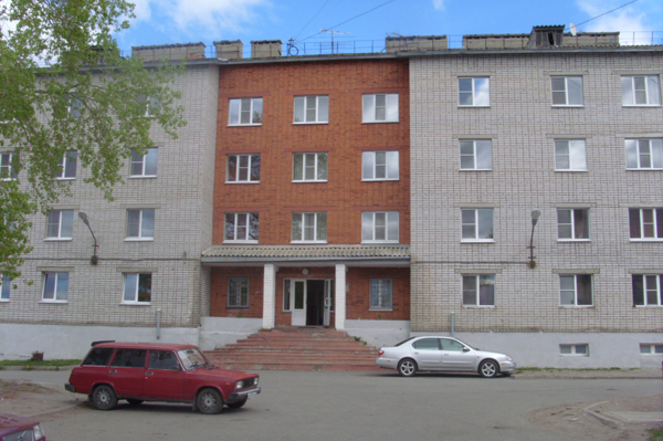 Gandvik Hotel in Belomorsk