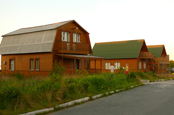 Prichal Hotel in Rabocheostrovsk