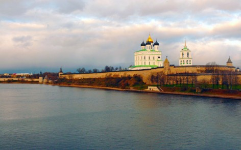 Pskov city tour