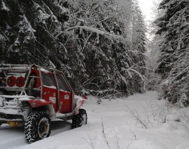Winter Karelian Trail