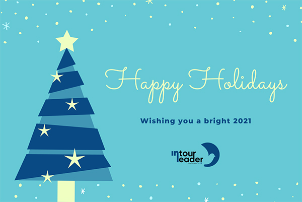 Merry Christmas from InTourLeader